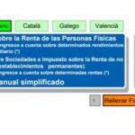 Modelo 193 |Instrucciones | PDF | Certificado de retenciones