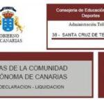 Modelo 700 Gobierno de Canarias | Tasas | Imprimir